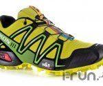 moins cher 7b51c 355c8 Chaussure de Trail: Salomon SpeedCross 3M (Jaune, Verte et ...