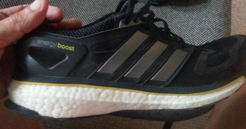 avis chaussure adidas energy boost