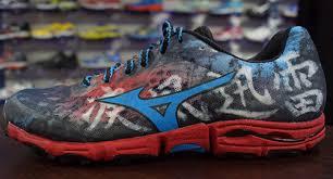 La Mizuno Wave Hayate : les chaussures de trail Mizuno aussi