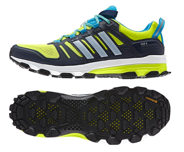 Soldes trail : Chaussure Adidas Supernova Riot 6