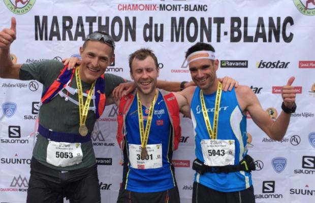 Marathon du Mont Blanc 2015 : un français signe un nouveau temps record sur le Kilomètre Vertical !