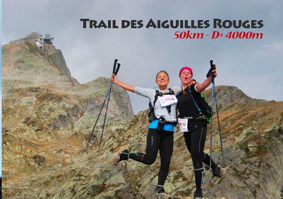 Trail des Aiguilles Rouges : ambiance exceptionnelle en vue sur le TAR 2015