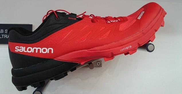 new style 9ba3e df3cb ... Chaussures de trail en soldes   Salomon S-Lab Sense 4 Ultra