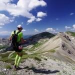 definition trail running