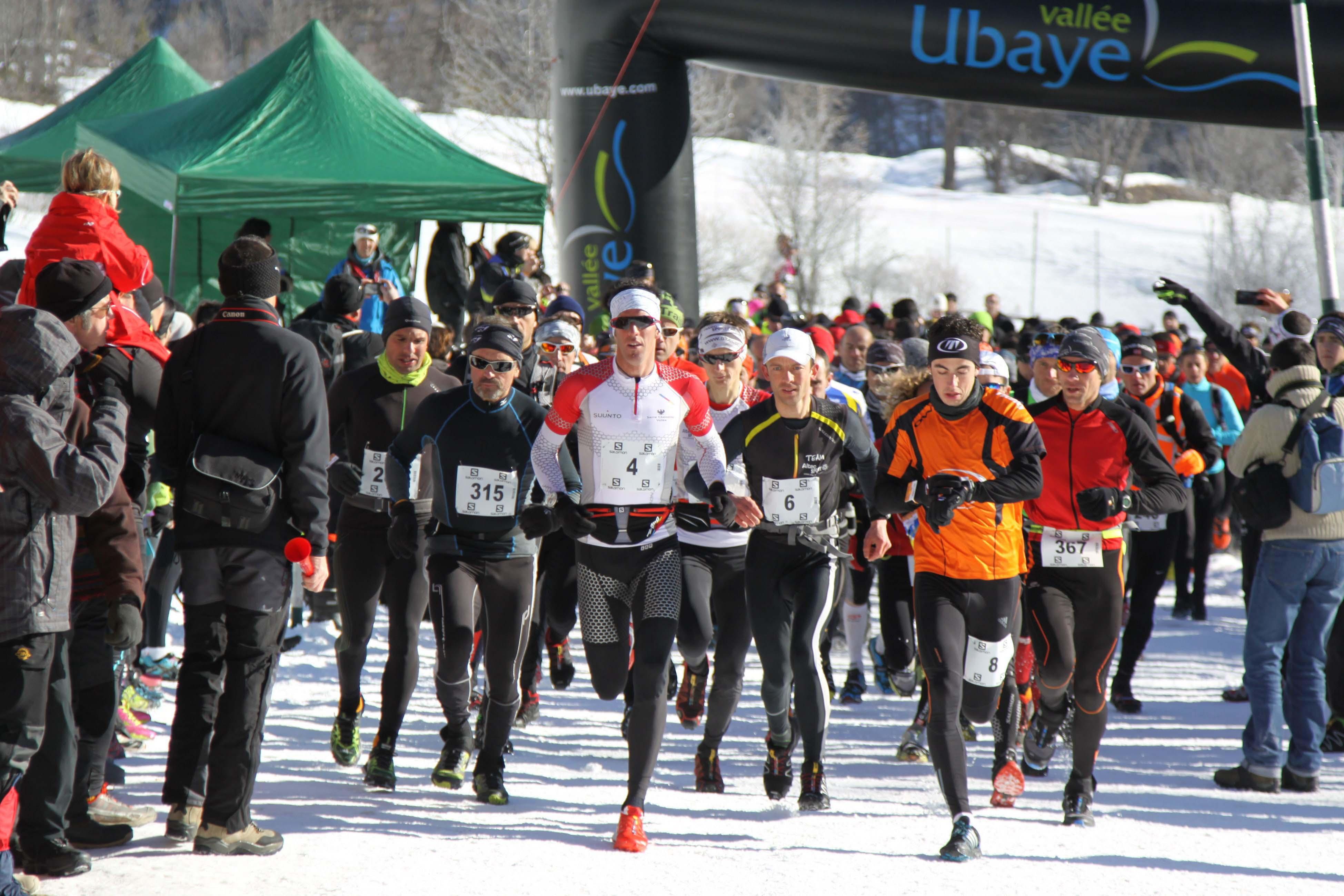 14 février : Ubaye Snow Trail Salomon classique du