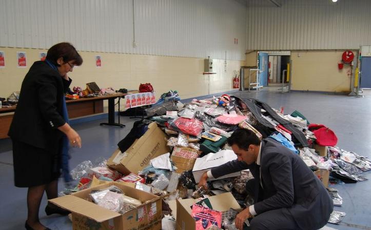 Chaussures et équipement trail : attention aux contrefaçons