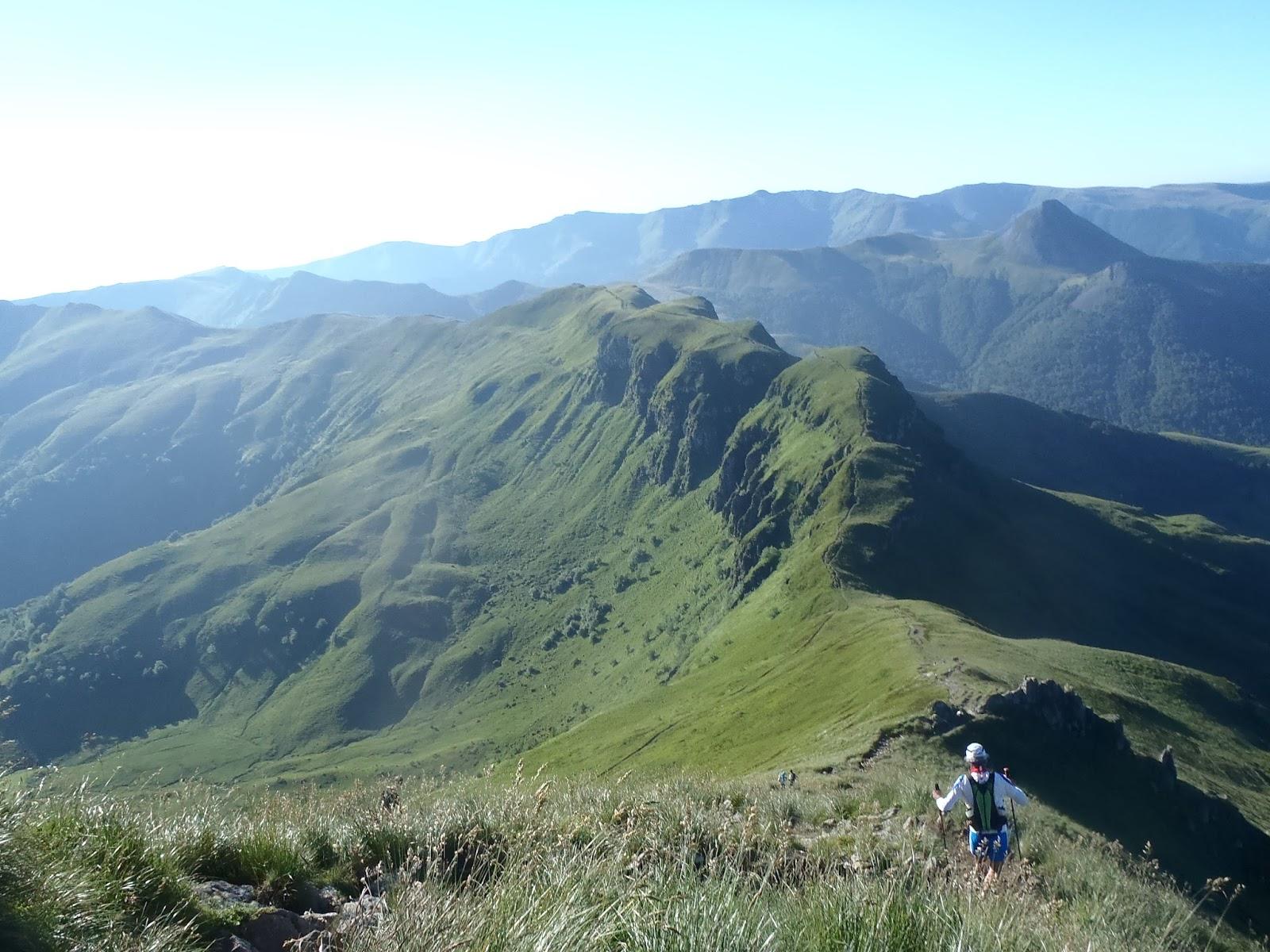 Calendrier Trail Auvergne.Ultra Trail Du Puy Mary Aurillac En Auvergne Ce Week End