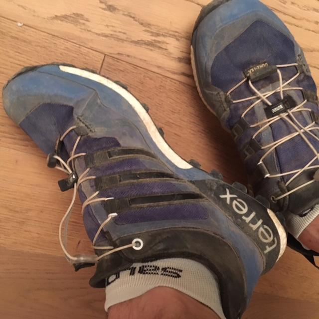 """Test Terrex Pieds Aux Mal Trail""""j'ai Chaussures De 0k8nwOP"""